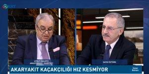 """Araştırmacı Gazeteci Yazar KALAYCI,  """"Sisler Bulvarı"""" ile KRT TV'de sizlerle buluşuyor"""