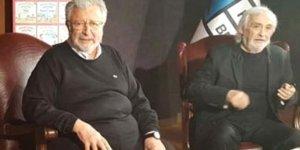 Müjdat Gezen ve Metin Akpınar'ın 'Cumhurbaşkanına hakaret' suçundan 4 yıl sekizer aya kadar cezalandırılması istendi