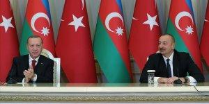 Aliyev, Cumhurbaşkanı Erdoğan'ın doğum gününü kutladı!