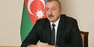 Aliyev: Ermenistan'ın 10 Kasım bildirisini uygulayacağını umuyorum