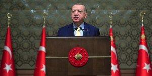 Erdoğan: Bugün insansız hava araçlarında dünyanın en iyi 3-4 ülkesinden birisiyiz