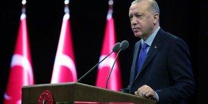 Erdoğan: Türkiye akıllı telefonda bölgenin üretim üssü olma yolunda emin adımlarla ilerliyor