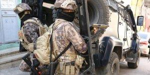 Gaziantep'te hava destekli 'Narko-Şahin-27' operasyonunda 29 şüpheli yakalandı