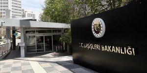 Çin'in Ankara Büyükelçisi Dışişleri Bakanlığına çağrıldı