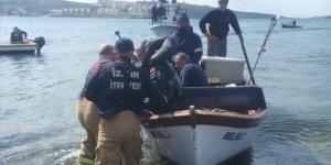MSB: İzmir'de eğitim uçuşu sırasında denize düşen KT-1 tipi uçakta bulunan 2 pilot kurtarıldı