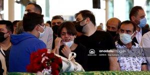 Türkücü Oğuz Yılmaz son yolculuğuna uğurlandı