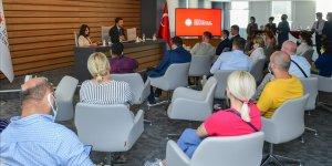 Cumhurbaşkanlığı İletişim Başkanlığı, uluslararası medya mensuplarına 15 Temmuz'u ve FETÖ'yü anlattı
