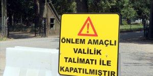 Erzurum ve Osmaniye'de ormanlık alanlara girişler yasaklandı!