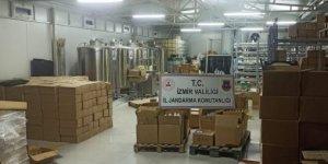 'İzmir'de  Parfüm Operasyonu'