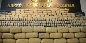 Şanlıurfa'da 275 kilogram eroin ele geçirildi!