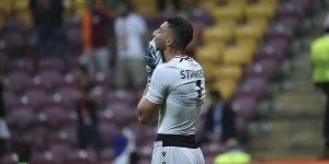 İtalyan basını Galatasaray'ın Lazio'yu yenmesinde faturayı kaleci Strakosha'ya kesti