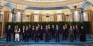 Şanghay İşbirliği Örgütü liderleri 'Afganistan' gündemiyle toplandı