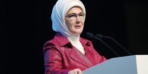 Emine Erdoğan: Kadınların istihdamı için küresel dayanışma çok önemli