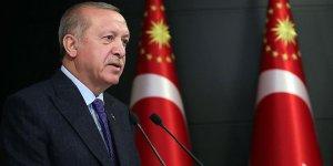 Cumhurbaşkanı Erdoğan: Erbakan'ın uğruna ömrünü adadığı ideallerinin önemli bir kısmını gerçeğe dönüştürdük