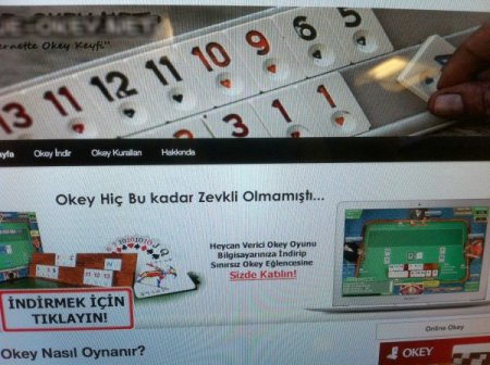 10 milyon Türk, interneti okey oynamak için kullanıyor