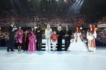 11. Türkçe Olimpiyatları Şarkı Yarışması'nda Bulgaristanlı Martin birinci oldu