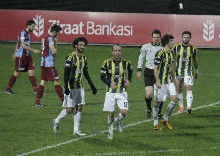 1461 Trabzon: 0 – Fenerbahçe: 2 (Maç sonu)