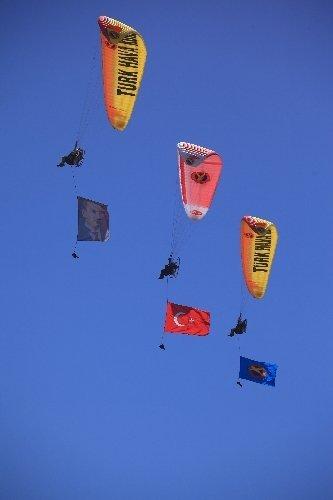 3. Airshow Side turizm beldesini hava oyunlarında dünyaya taşıdı