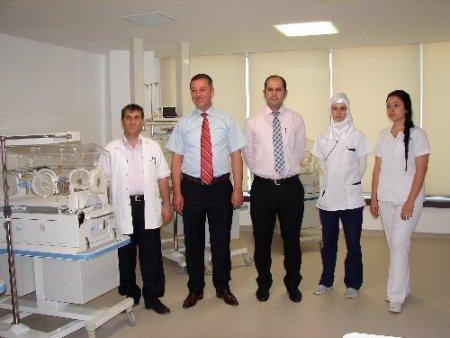 66 milyon liraya mal olan Özel Tekden Hastanesi hizmete girdi