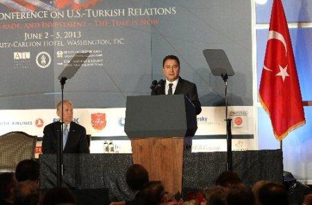 ABD Başkan Yardımcısı: 'Gezi Parkı' sorununu sadece Türkler çözebilir