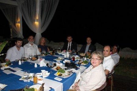 ABD heyeti Antalya'da iş görüşmesi yaptı