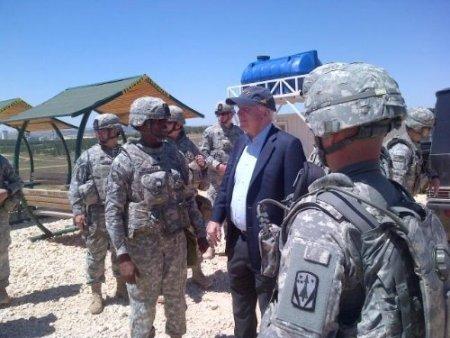 ABD'li senatörden gizli Suriye ziyareti