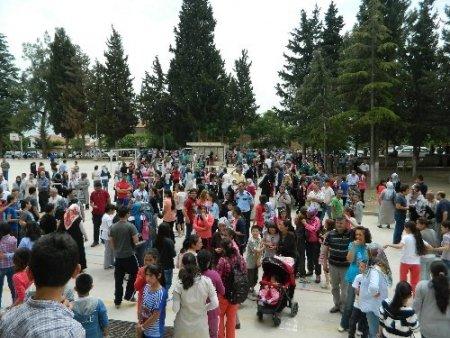 Acıpayam'da SBS'ye 881 öğrenci katıldı