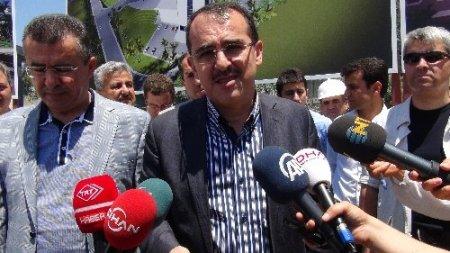 Adalet Bakanı Sadullah Ergin gündemi değerlendirdi