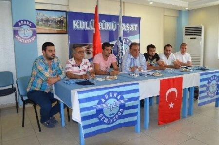 Adana Demirspor, Şener ve Rıdvan'la yeniden anlaştı