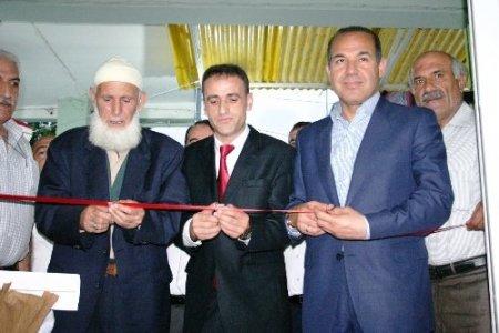 Adana Erzurumlular Derneği açıldı