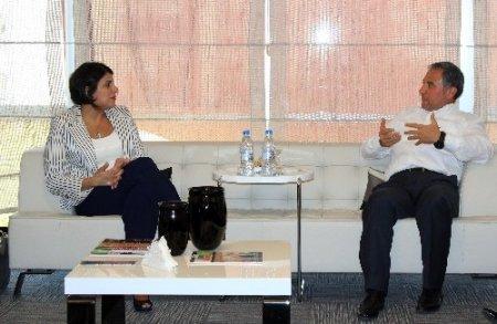 Adana KGK Başkanı Özden: OSB Adana'nın en değerli mücevheri
