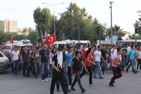 Adana'da Gezi Parkı eylemi