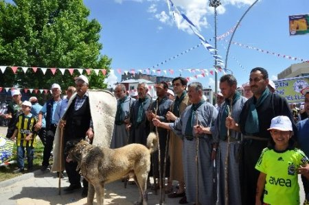 Afşin'de Eshab-ı Kehf'te 5. Yemliha Yürüyüşü yapıldı