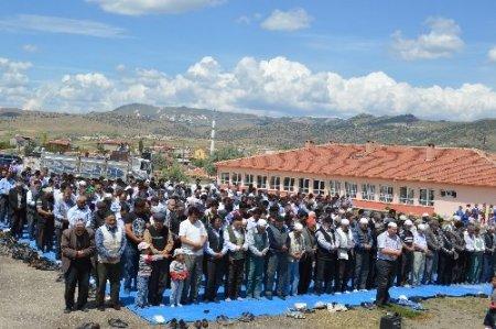 Afyonkarahisar'da yağmur için dua edildi