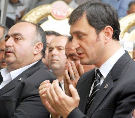 AK Parti Kayseri İl Başkanı Ömer Dengiz'in acı günü