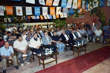 AK Parti'den Atakum'da mahalle danışma toplantısı