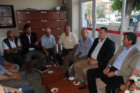 AK Parti'li Aydın: Muhtar maaşlarıyla ilgili düzenleme seçime kadar yapılabilir
