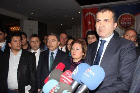 AK Partili Çelik: Devlet akan kanun durması için çok yönlü çalışma yapıyor