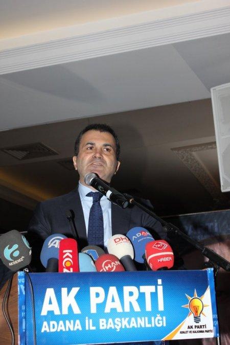 AK Parti'li Ömer Çelik:İstenirse bu anayasa 30 günde yazılır
