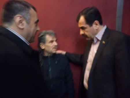 Akça ailesi, Ak Parti milletvekili Mehmet Erdem ile görüştü