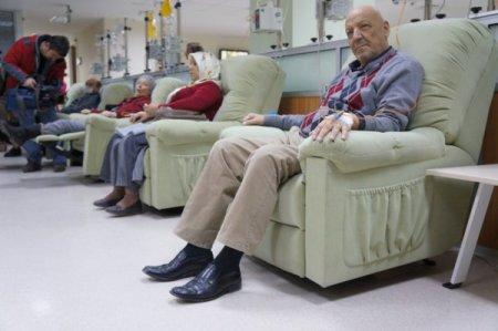 Akdağ: 137 kemoterapi merkezinde yılda 350 bin işlem gerçekleştiriyoruz