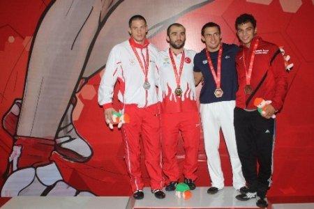 Akdeniz Oyunlarında Türk Güreşçiler 2 altın ve bir gümüş madalya daha kazandı
