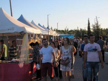 Akhisar'da 554. Çağlak Festivali başladı