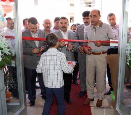 AKMEYAD'ın yeni binası törenle hizmete açıldı