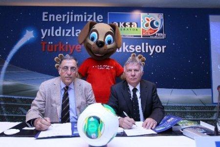 Aksa Jeneratör, FIFA U20 Dünya Kupası'nın yerel sponsoru oldu