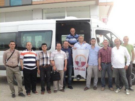 AKSİAD, Bosna'ya iş gezisi düzenledi