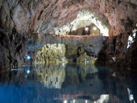 Altınbeşik Mağarası, güneş enerjisiyle aydınlatılıyor