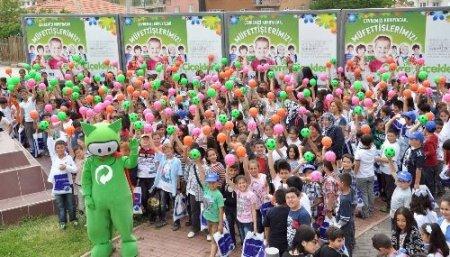 Altındağ'da 7 bin çocuk çevre müfettişi oluyor