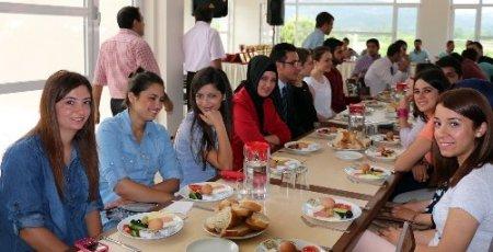 Amasya Üniversitesi öğrenci temsilcileri dönem sonu programında buluştu