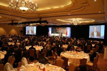 Amerikan Türk Konseyi Konferansı başladı